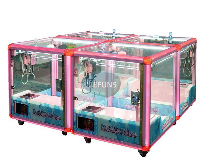 Prize Box Claw Crane Machine