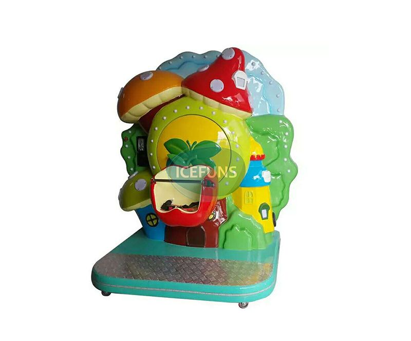 Mini Ferri Wheel Kiddie Rides