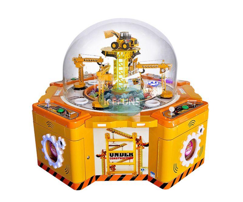 Dig a Winner Prize Machine