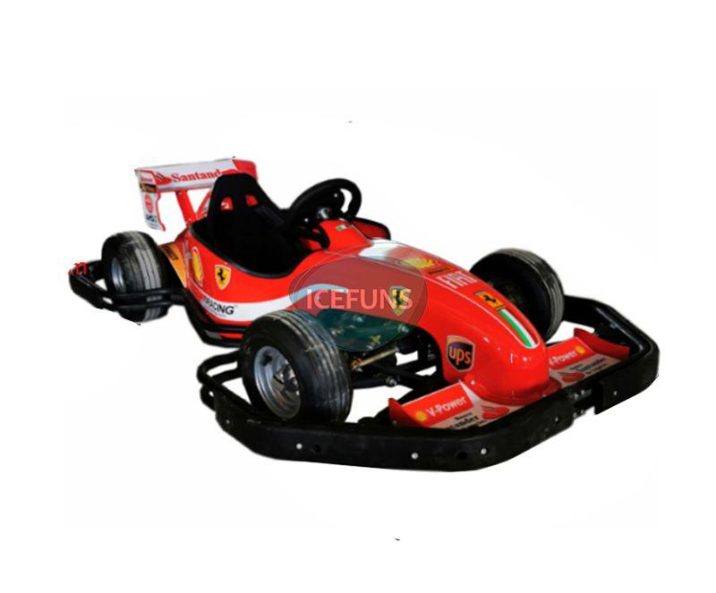 F1 Battery Go Kart
