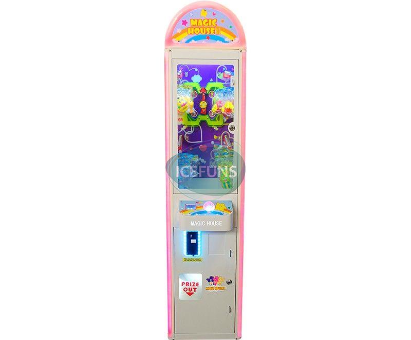 Magic House Arcade Games