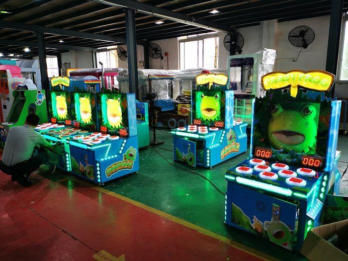 whac a mole hammer arcade game machine for kids