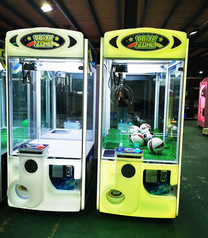 Prize Zone Claw Arcade Game For Sale